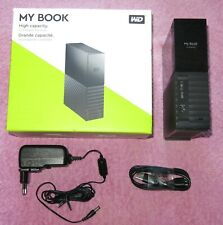 "WD My Book externe Festplatte 4TB, 3,5"", USB 3.0, SATA III, Western Digital;"