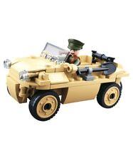 Sluban WWII German Amphibious Car Construction brick set Army Childs Toy B0690