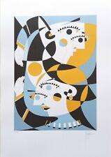 Grafica d'autore numerata stampa d'arte Stefano Fiore (no litografie Picasso)