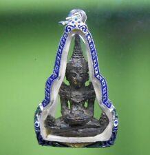 PERFECT! OLD THAI BUDDHA AMULET PHRA AYUTTHAYA HOT PENDANT