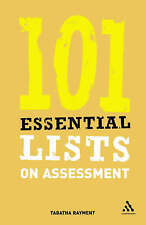 101 Essential Lists on Assessment-ExLibrary