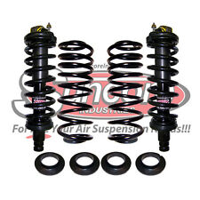 2002-2006 GMC Envoy XL Suspension Conversion to Heavy Duty Coil Springs & Struts