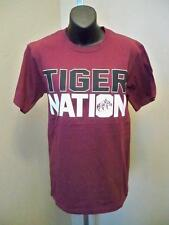 "New-Coahoma Community College ""Tiger Nation"" Mens Small Maroon Shirt"