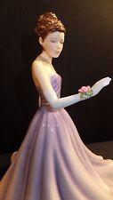 Royal Doulton Petite Tiffany Canadian Exclusive 2014 Foy Hn5670 New Hand Signed