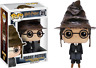 Exclusive Harry Potter in Sorting Hat #21 Funko POP Vinyl New in Box