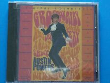 Austin Powers by Original Soundtrack(Cd,1997,Hollyw ood)* New Sealed *