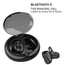 Bluetooth 5.0 Headset TWS Wireless Earphones Earbuds Stereo Headphones Ear