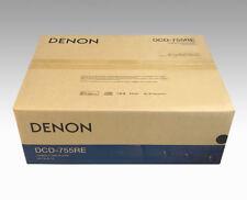 DENON DCD-755RE CD Player 192kHz / 32bit DAC Black (2Hz-20kHz) from JPN DHL Fast