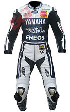 YAMAHA ENEOS SEMAKIN DI DEPAN BATTLAX MOTORBIKE RACING LEATHER SUIT ONE PIECES