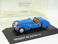 Norev Presse 1/43 - Peugeot 302 Darl'Mat 1937
