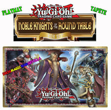 YUGIOH Playmat Noble Knights of the Round Table Official Konami NEW - Tapete