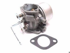 Genuine Tecumseh 632697 Carburetor For HM100 1587 OEM