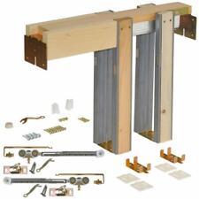 Johnson Hardware 1500 Soft Close Series Commercial Grade Pocket Door Frame - 152