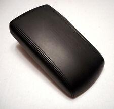 2002-2012 CHEVROLET MALIBU BLACK CENTER CONSOLE LID ARMREST leather storage oem