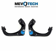 For Ford Pair Set of Front Upper Left & Right Control Arm & Ball Joints Mevotech