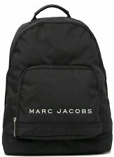 NWT MARC JACOBS Black Preppy Nylon College Backpack M0014780 001 $225