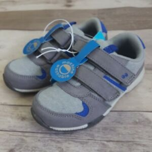 Surprize by Stride Rite Toddlers Boys Luke Sneakers Shoes Gray 4, 5, 7, 9,10