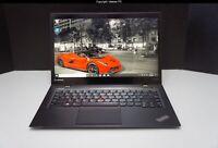 Lenovo ThinkPad X1 Carbon laptop Core i7 3.3Ghz WQHD 2560x1440 IPS TOUCH SCREEN
