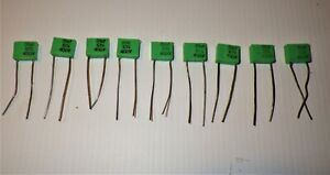 10 pieces 33nF 400v capacitor  for Valve Amplifier