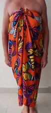 Ladies Mumu Sarong Beach Dress Size 12 14 16 18 Plus With Tags