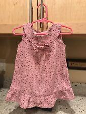 Floral Dress Baby Girl Size 2 (6-12 months) Spring, Summer