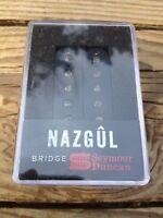 Seymour Duncan Nazgul 6 String Bridge Humbucker Pickup BLACK NEW