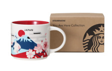 Starbucks 2017 JAPAN Limited Mug 14oz you are here collection