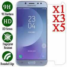 5X Tempered Glass Screen Protector Film for Samsung Galaxy J3 J5 J7 Pro 2017 K6