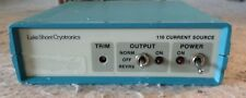 LAKE SHORE CRYOTRONICS Model 110 Current Source C1105  90-125V:0.2A (C15B3)