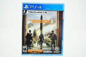 Tom Clancy's The Division 2: Playstation 4 [Factory Refurbished] PS4