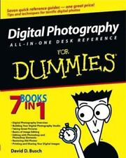 Digital Photography All-in-One Desk Reference for Dummies by David D. Busch (200