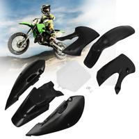 Plastic Motorcycle Fender Fairing Kit For KAWASAKI KLX 110 KX65 SUZUKI  .-