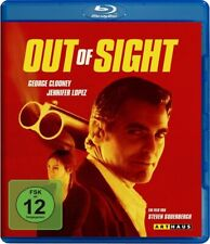 OUT OF SIGHT/BLU-RAY - CLOONEY,GEORGE/LOPEZ,JENNIFER   BLU-RAY NEU