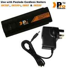 Pro Series Battery + Wall Charger 1ah  - For Paslode Nailers (IM350/IM350+)