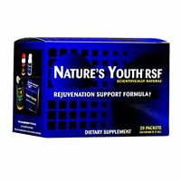 Nature's Youth RSF Natural Growth Factor Amino Acid Secretagogue Blend Free S/H