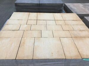 Beton Pflastersteine Terracotta strukturiert 6cm | Wildverband | ☝🏻Befahrbar