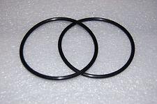Revox BASF -2 neue Gummiringe für die Nabs, 2 Rubber rings new for Revox