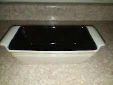 """New listing Tastefully Simple 12 """" Host Collection Bread loaf Pan dish Baking Meatloaf"""