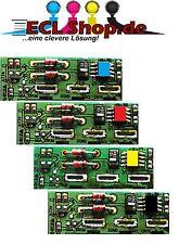 4 x Reset-Chip für SAMSUNG CLP-510 CLP-510N CLP-515 CLP-515N CMYK