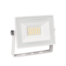 5St LED Fluter Strahler Flutlicht Außen Scheinwerfer  Weiß  IP65 20W Straler