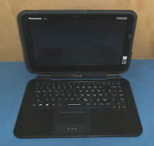 "Panasonic Toughpad FZ-Q2 12.5"" Core m5‑6Y57 4GB 256GB SSD 0HR Win 10 + Keyboard"