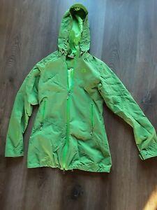Tatonka Damen Outdoor Jacke, grün, Gr. 40, apparel, Allwetter
