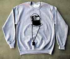 Biggie Smalls Crew Sweatshirt 4 Air Jordan Hologram Baron 1 13 Cool Grey 9 11s