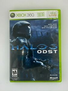 Halo 3: ODST - Xbox 360 Game - Complete & Tested