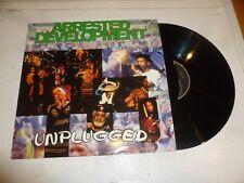ARRESTED DEVELOPMENT - Unplugged - 1993 UK 21-track Vinyl LP