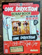 Official 1D Product One Direction Scrapbook w Poster & Stickers Centum 2013 NOS