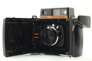 *Rare!! NEAR MINT*KONICA Sakura Instant Press Professional Polaroid Film Camera