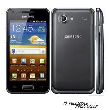 10 Pellicola Per Samsung I9070 Galaxy S Advance Protettiva Pellicole LCD SCHERMO
