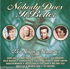V/A - Nobody Does It Better: 25 Magic Memories (UK/EU 25 Tk CD Album)