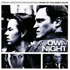 CD ONLY (ARTWORK MISSING) : We Own the Night Soundtrack